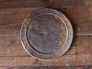 備前焼 皿(約26cm)
