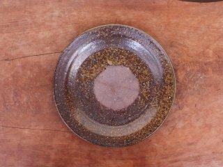 備前焼 皿(18.5cm)