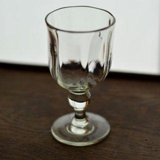 ガラス工房 橙 ワイングラス