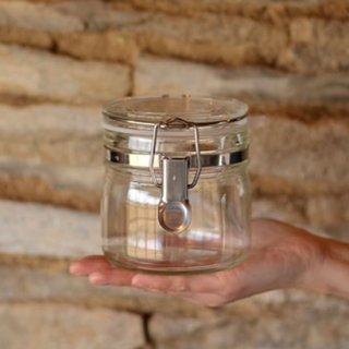 ガラス製保存瓶 日本製 セラーメイト 0.5L
