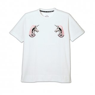 EMBROID UNICORN PREMIUM HEAVY JERSEY CUT-SEWN