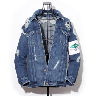 Over size 14oz Denim Jackets