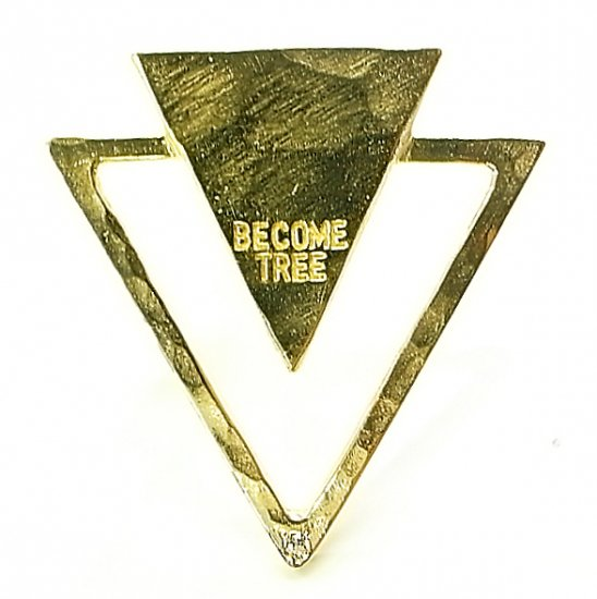 become tree double triangle pierce ay online