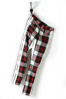 ORIGINAL FLANNEL CHECK PANTS INSEAM STRECH