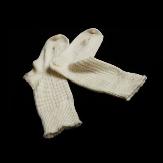 WOOL RIB SOCKS