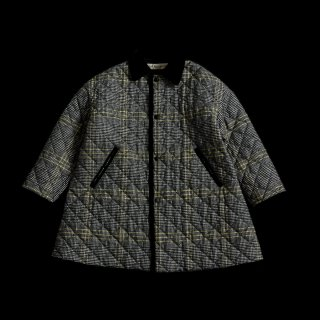 <SALE>COUNTRY COAT(CHECK)
