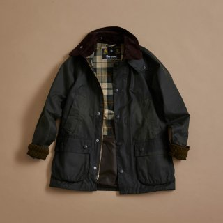 BARBOUR OILED JACKET