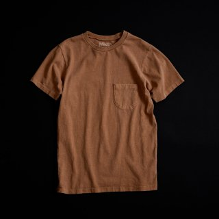 MIXTA CREW NECK POCKET TEE