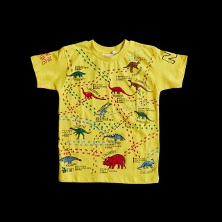 KIDS TEE(YELLOW)