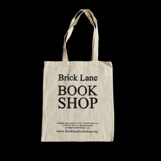 Brick Lane BOOK SHOP TOTE
