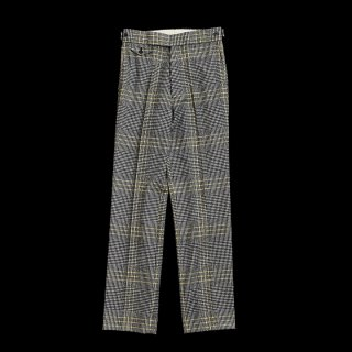 CHECK DRESS PANTS