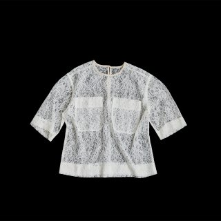 <SALE>LACE TEE