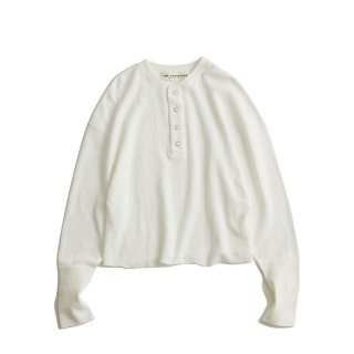 ANDES WAFFLE HENLEY PULLOVER