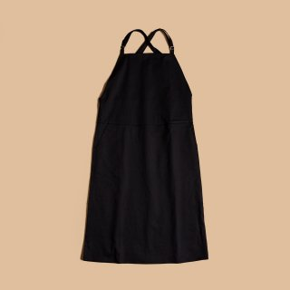 BASE RANGE Overall Dress
