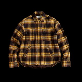 CPO CHECK JACKET