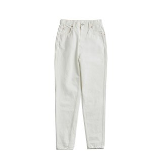 <WEB先行予約>CARROT DENIM(WHITE)