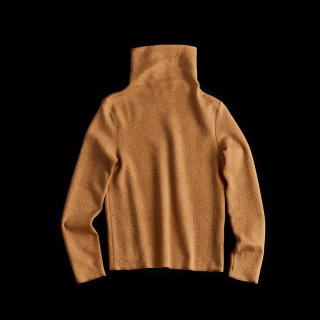 STRETCH WOOL HIGHNECK