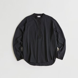 <WEB先行予約>MILITALY HENLEY PULLOVER