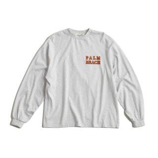 <WEB先行予約>PALM BEACH LONG TEE