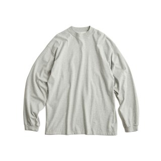 <WEB先行予約>HI-NECK LONG TEE