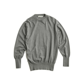 CO/CA CREW NECK KNIT