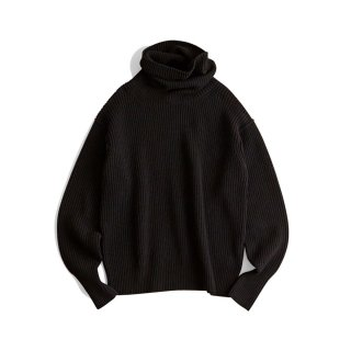 HIGHT NECK PULLOVER