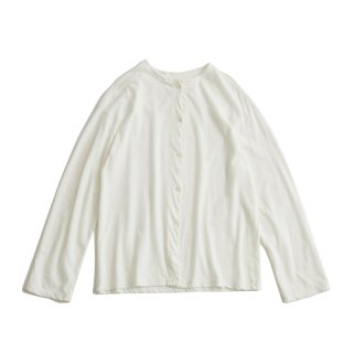 HIGH TWIST COTTON CARDIGAN