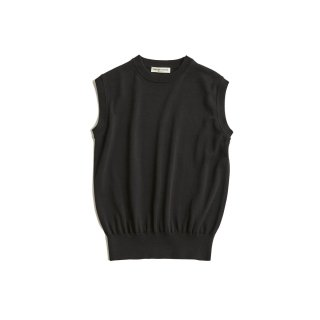 <WEB先行予約>SUVIN SLEEVELESS KNIT