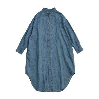 <WEB先行予約>WINDY SHIRT DRESS