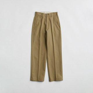 HIGH WAIST CHINO PANTS