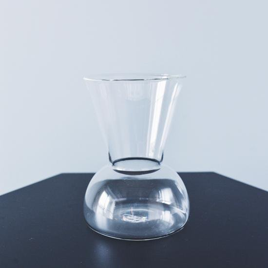 TYPE B / Gather Vases - Clear