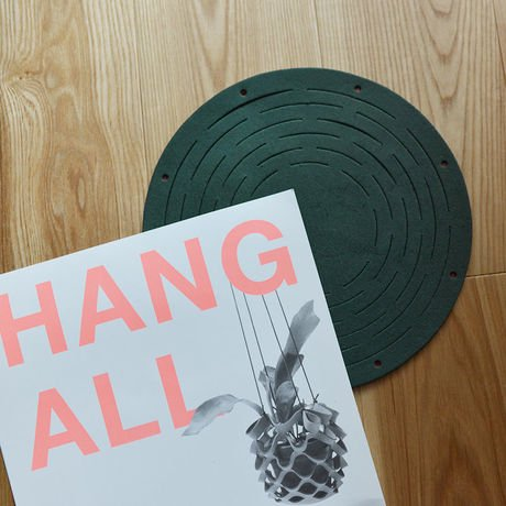 HANG ALL / GREEN