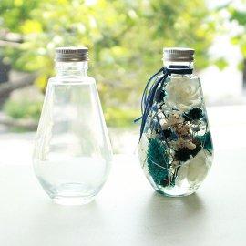 200mlガラスボトル:雫