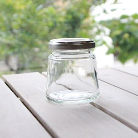 140mlガラスボトル:台形