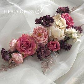 ヘッドドレス:T
