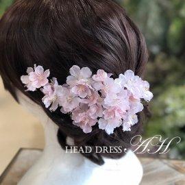 桜のヘッドドレス:AH