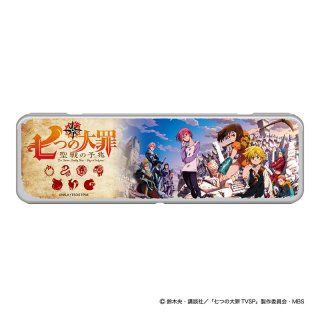 <img class='new_mark_img1' src='//img.shop-pro.jp/img/new/icons29.gif' style='border:none;display:inline;margin:0px;padding:0px;width:auto;' />七つの大罪 キャラクター缶ペンケース