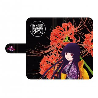 地獄少女 手帳型スマートフォンケース Lサイズ