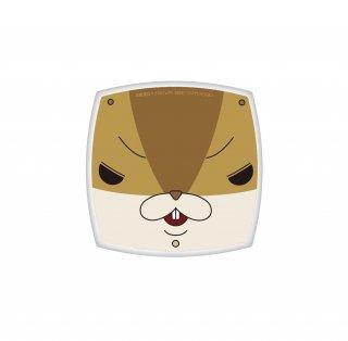紙兎ロペ コンパクトミラー アキラ先輩 顔アップ
