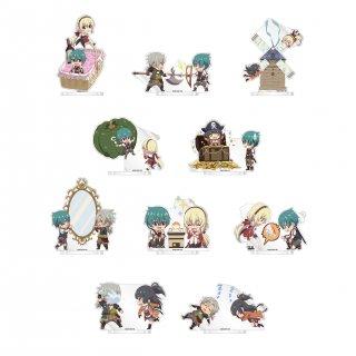 グリムノーツ The Animation トレーディングミニアクリルスタンド 全10種