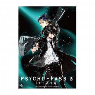 <img class='new_mark_img1' src='//img.shop-pro.jp/img/new/icons15.gif' style='border:none;display:inline;margin:0px;padding:0px;width:auto;' />PSYCHO-PASS サイコパス 3 アクリルプレート