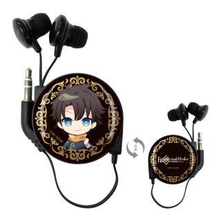 Fate/Grand Order -絶対魔獣戦線バビロニア- イヤホン 藤丸立香