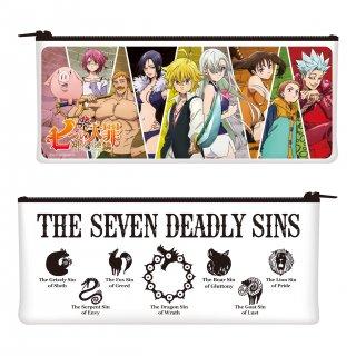 七つの大罪 神々の逆鱗 ペンケース