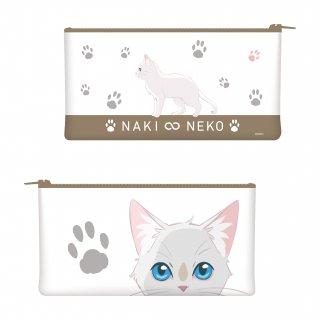 <img class='new_mark_img1' src='https://img.shop-pro.jp/img/new/icons15.gif' style='border:none;display:inline;margin:0px;padding:0px;width:auto;' />泣きたい私は猫をかぶる ペンケース