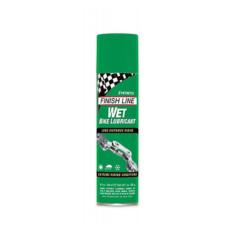 【finish line/フィニッシュライン】Cross Country Wet Lube / 240ml