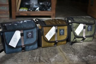 【RawLow Mountain Works】Bike'n Hike FRONT BAG