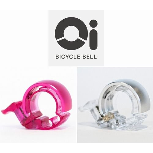 【knog/ノグ】Oi Bell 日本限定カラー(NEON RASPBERRY、SILVER GHOST)