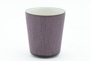 SEN ぐい呑み(紫)