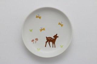 丸小皿(バンビ)