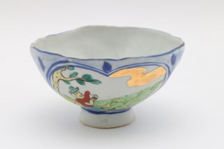 有田焼っぽい茶碗